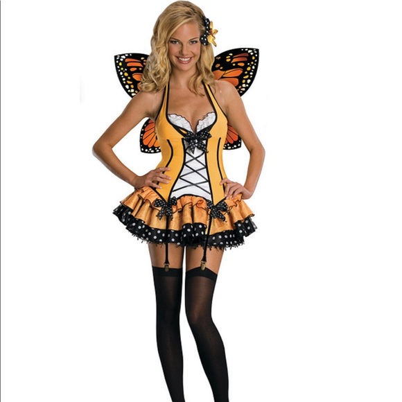 Secret Wishes Other - Fantasy Butterfly Halloween Costume for Women